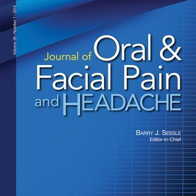 J-Oral-Facial-Pain
